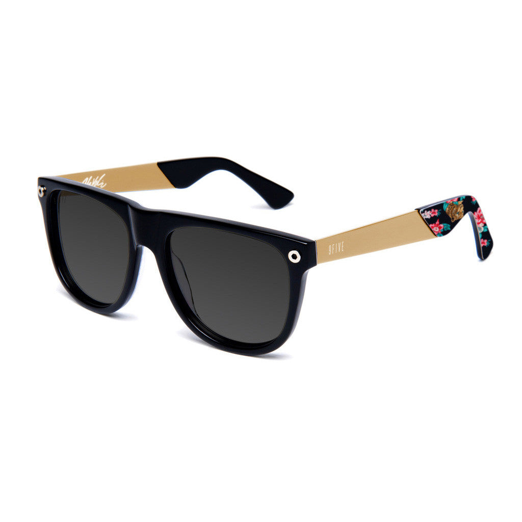 <!--020140820065523-->9five Eyewear x Josh Kalis - 'KLS II: Rio 2' [(Black) Sunglasses & Eyewear]