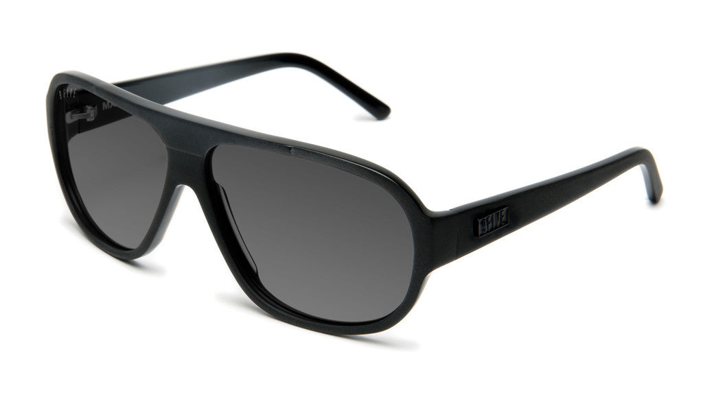 <!--020120612046115-->9five Eyewear - 'Majors: Matte Black' [(Black) Sunglasses & Eyewear]