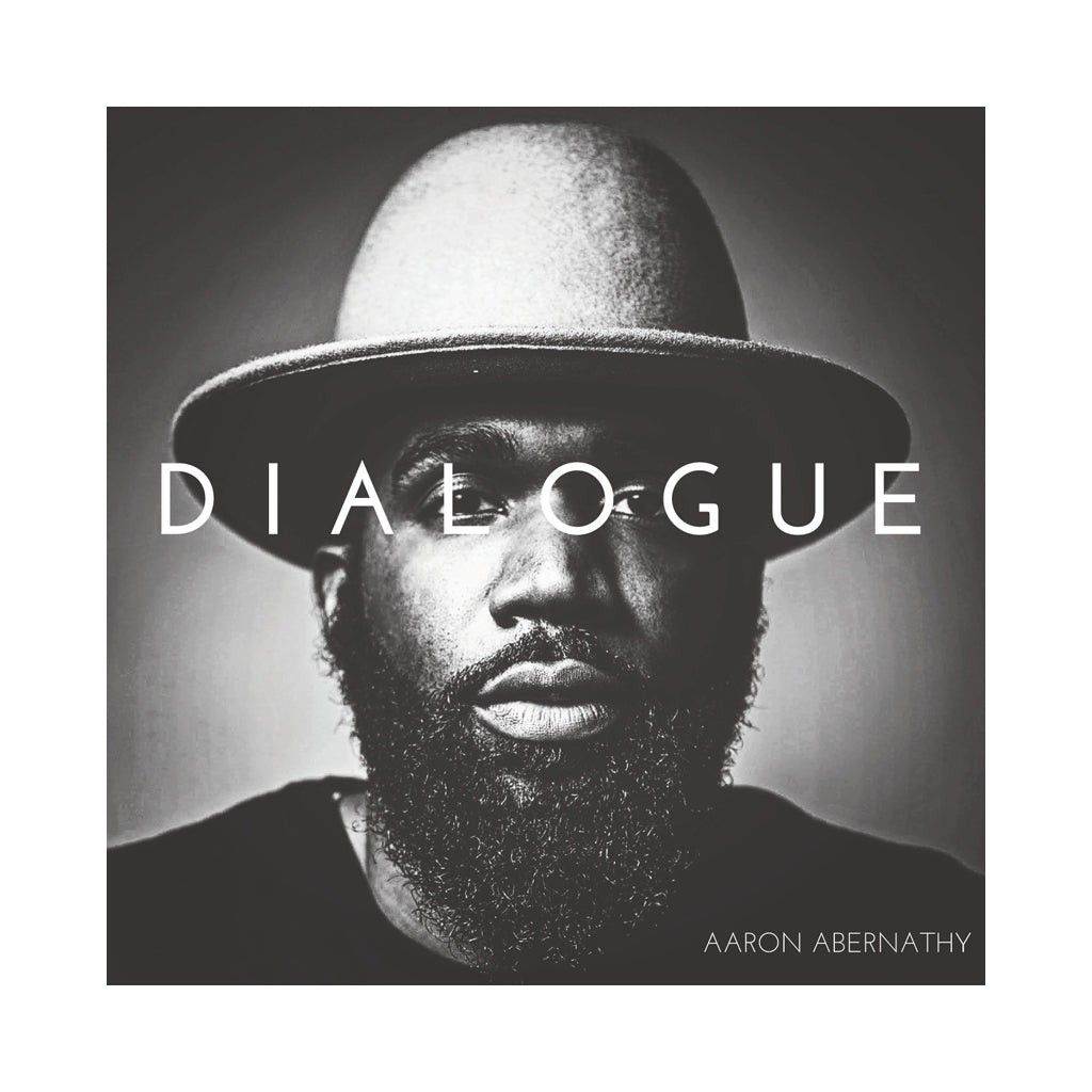 Aaron Abernathy - 'Dialogue' [(Black) Vinyl LP]