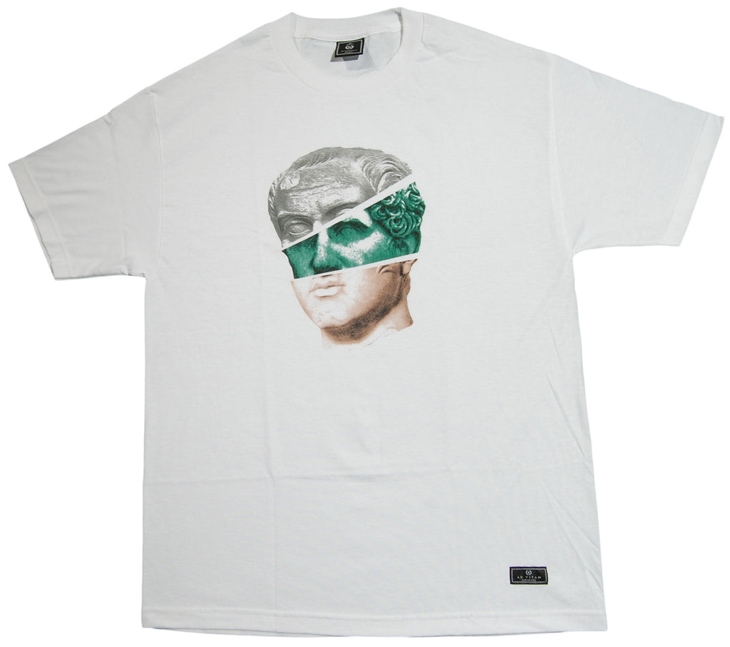 <!--2013090330-->Acropolis - 'Heads Of State' [(White) T-Shirt]