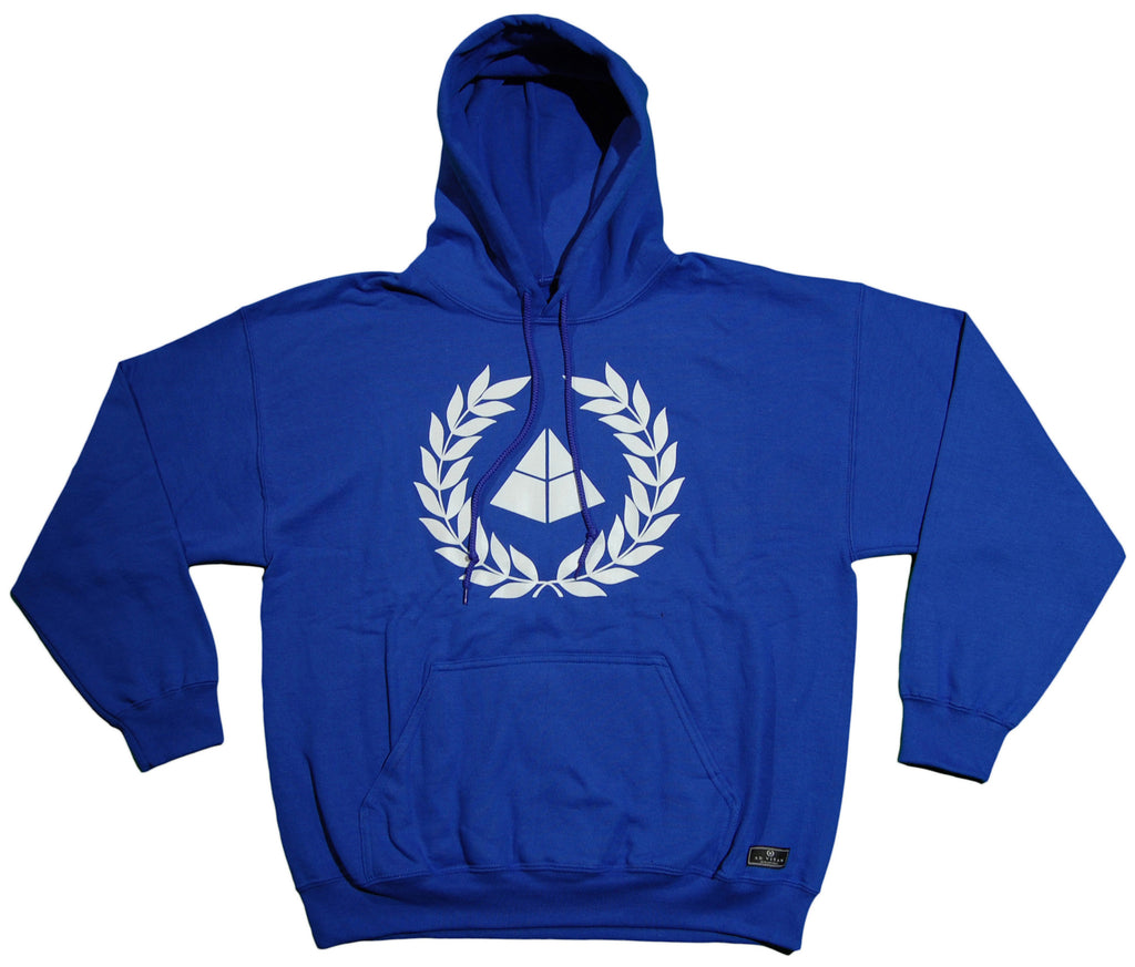 <!--2013090309-->Acropolis - 'Victory' [(Blue) Hooded Sweatshirt]