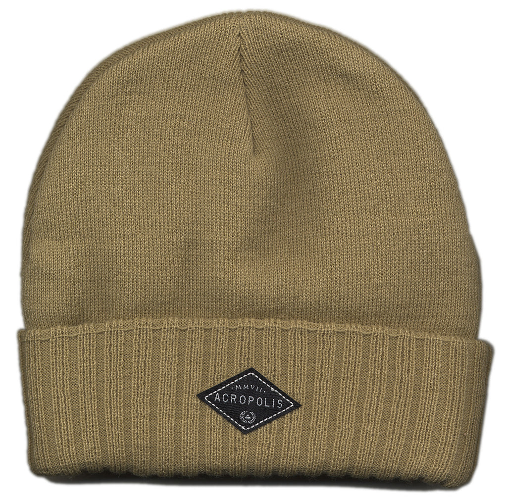 <!--020120925049775-->Acropolis - 'Ad Vitam' [(Light Brown) Winter Beanie Hat]