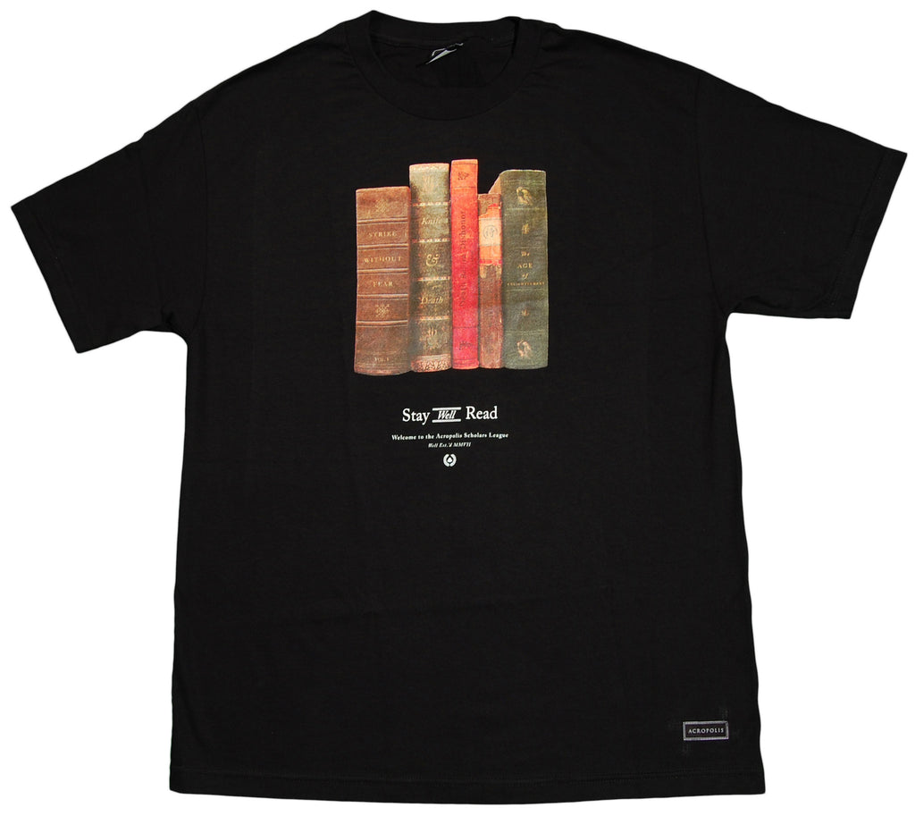 <!--2012092526-->Acropolis - 'The Archives' [(Black) T-Shirt]