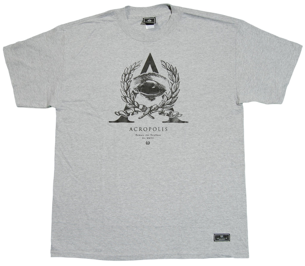 <!--2012092546-->Acropolis - 'Soulless' [(Gray) T-Shirt]
