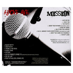 Above Ave. - 'MISSION' [CD]