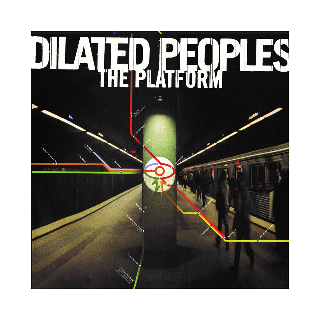 Dilated Peoples - 'The Platform' [(Black) Vinyl [2LP]]