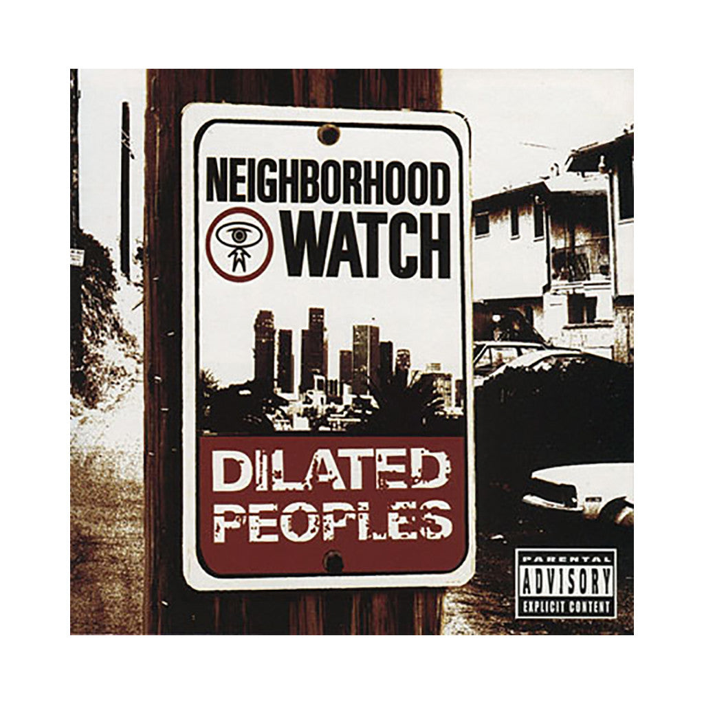 <!--020040420003960-->Dilated Peoples - 'Neighborhood Watch' [(Black) Vinyl [3LP]]