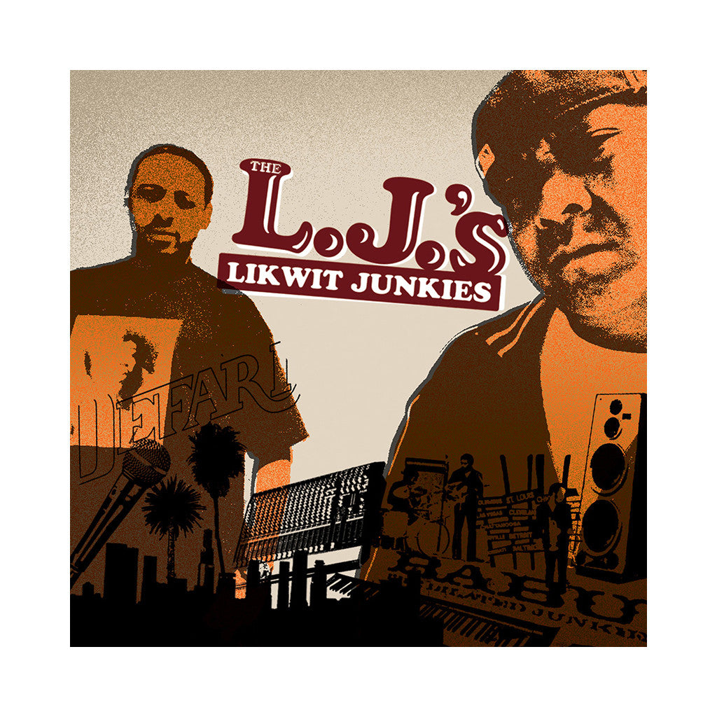 <!--020050322011988-->Likwit Junkies - 'The L.J.'s' [CD]