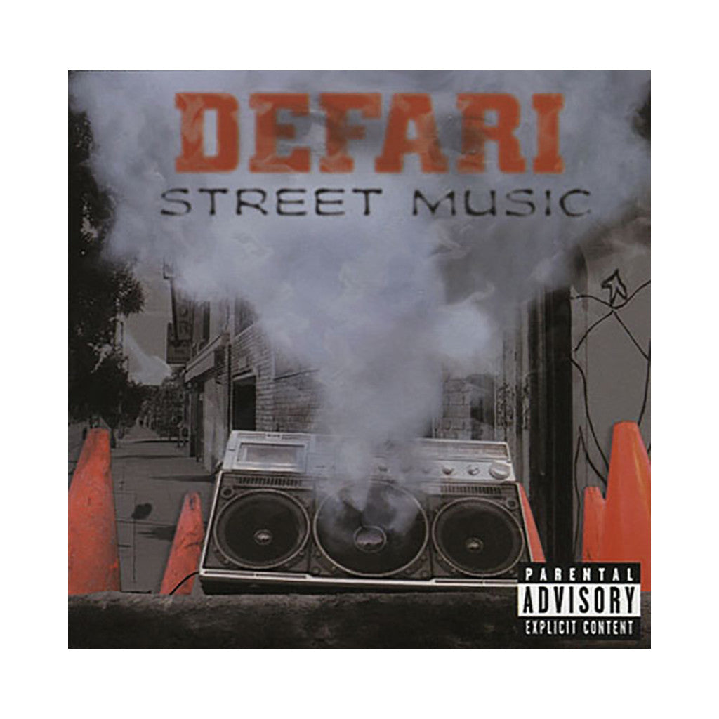 <!--020060808007474-->Defari - 'Street Music' [(Black) Vinyl [2LP]]