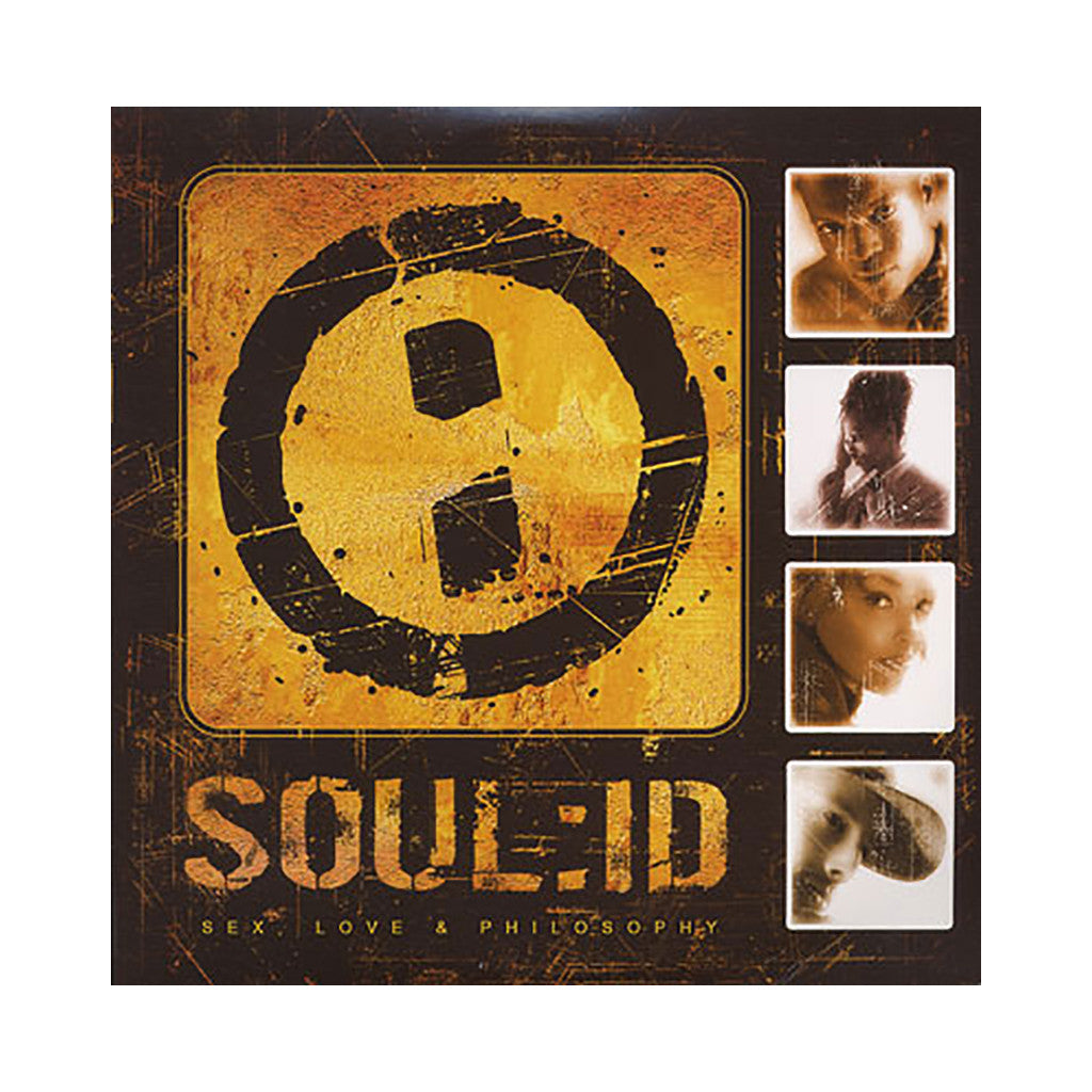 Soul:ID - 'Sex, Love & Philosophy' [CD]