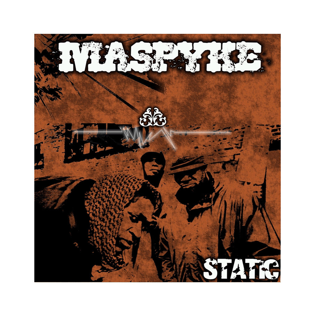 Maspyke - 'Static' [CD]