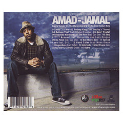 Amad Jamal - 'Barely Hangin' On: The Chronicles Of A Brotha Like Rodney King' [CD]