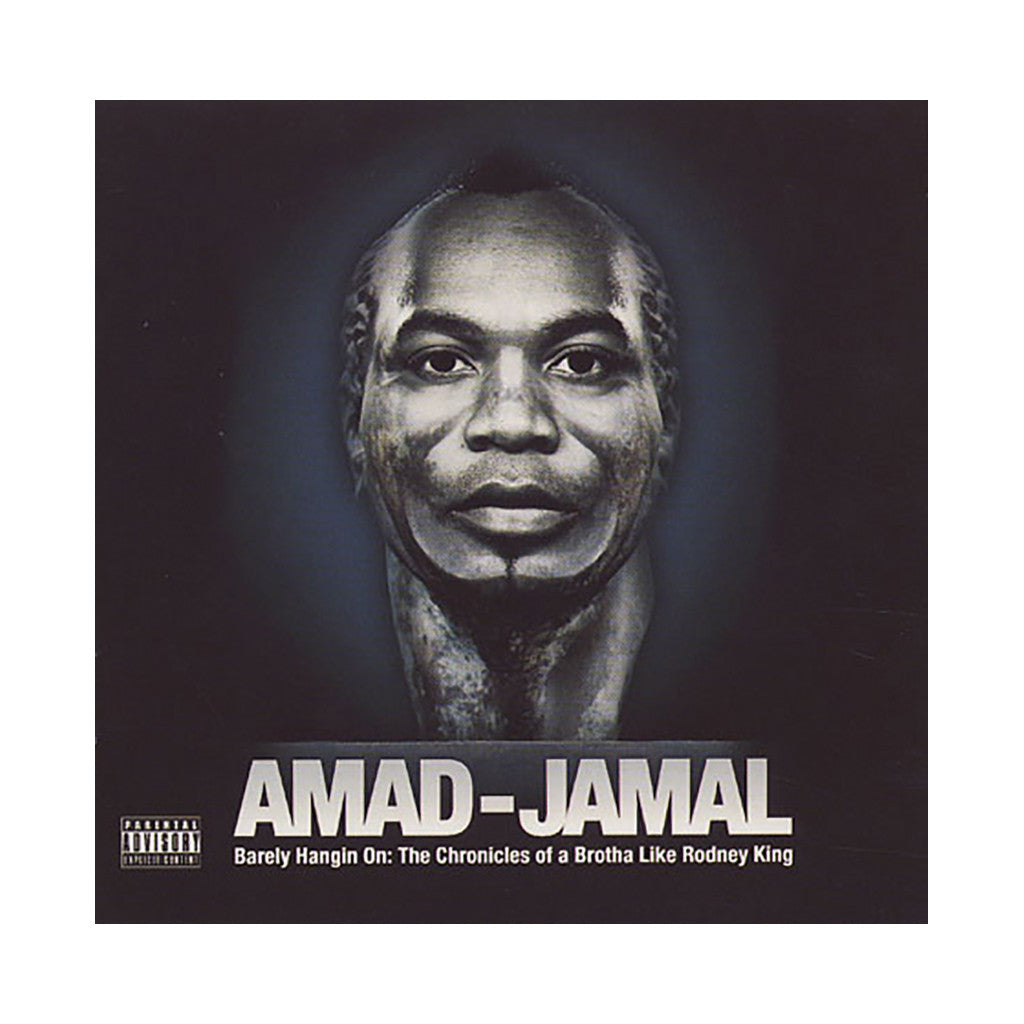<!--2010111601-->Amad Jamal - 'Barely Hangin' On: The Chronicles Of A Brotha Like Rodney King' [CD]