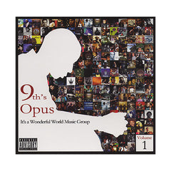 9th Wonder Presents - '9th's Opus: It's A Wonderful World Music Group Vol. 1' [CD]