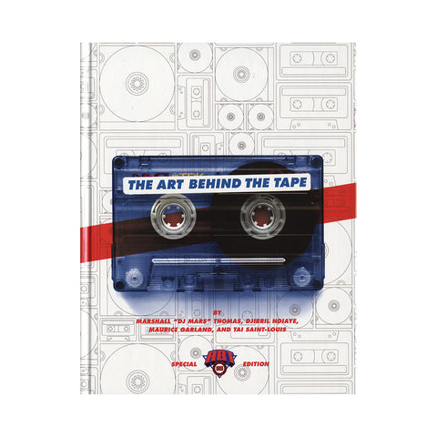 "[""Marshall 'DJ Mars' Thomas, Djibril Ndiaye, Maurice Garland, Tai Saint-Louis - 'The Art Behind The Tape' [Book]""]"