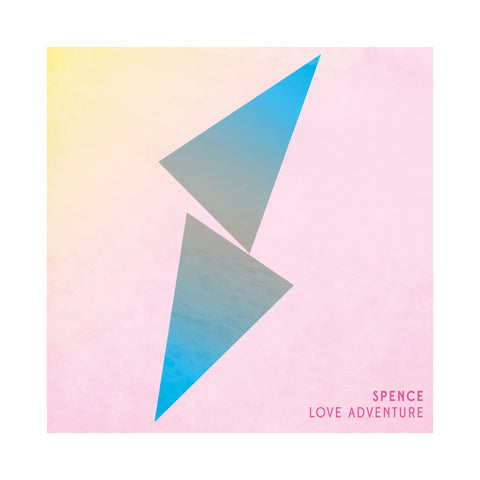 "[""Spence - 'Love Adventure' [(Black) Vinyl EP]""]"