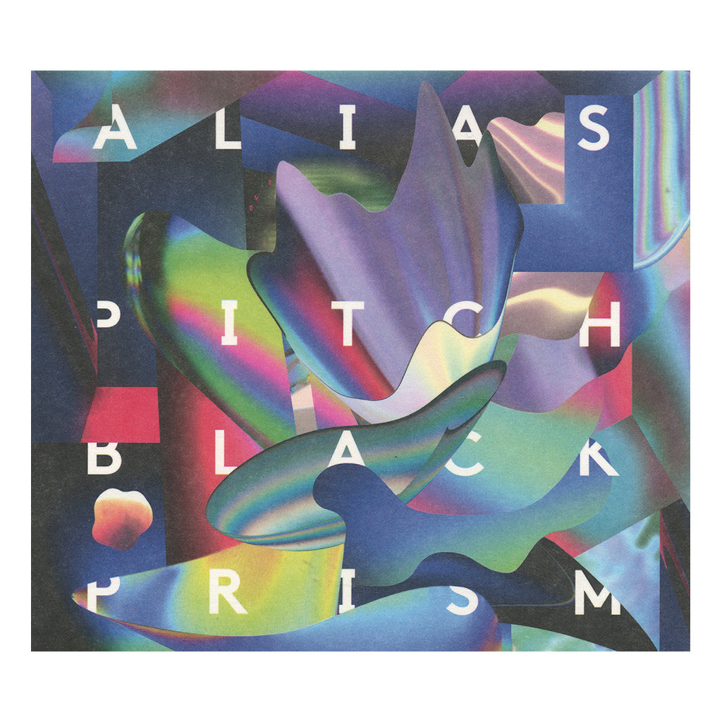 <!--120140805063057-->Alias - 'Pitch Black Prism' [CD]