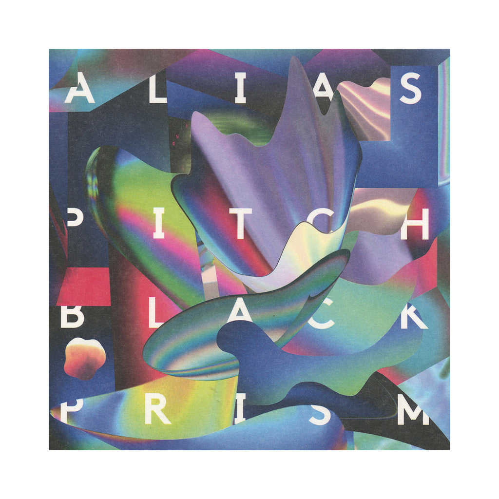 <!--120140805063056-->Alias - 'Pitch Black Prism' [(Black) Vinyl LP]