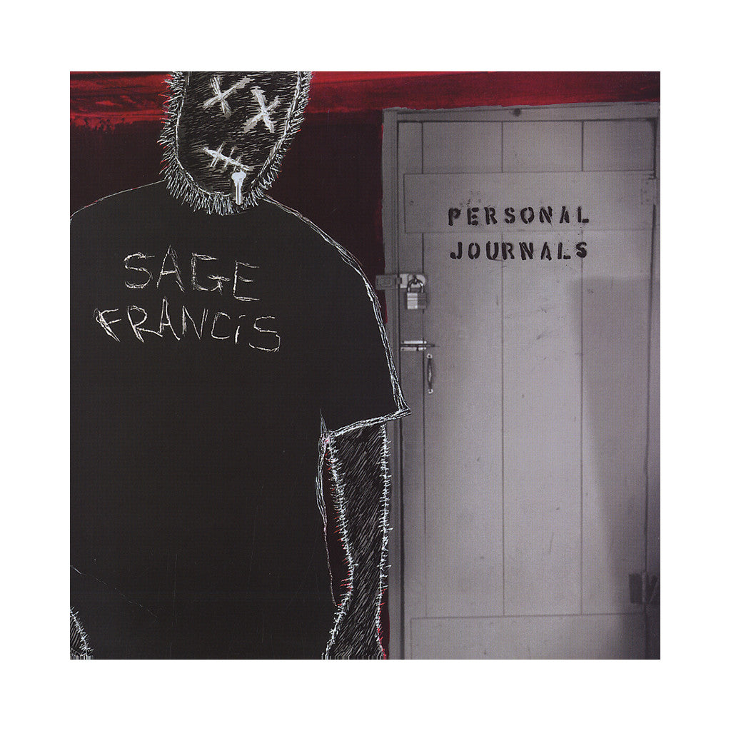 <!--020070626011638-->Sage Francis - 'Personal Journals' [CD]