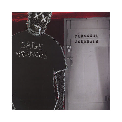 Sage Francis - 'Personal Journals' [CD]