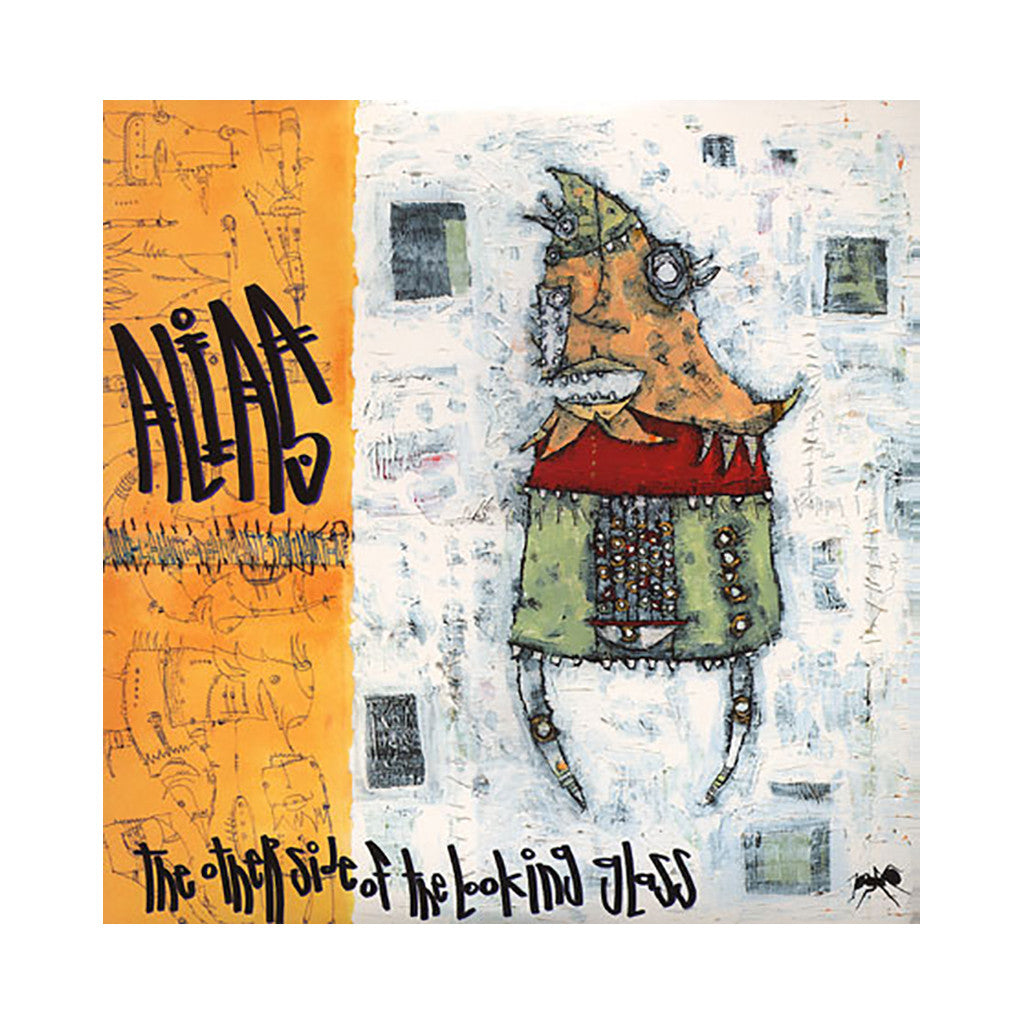 <!--020021015012580-->Alias - 'The Other Side Of The Looking Glass' [(Black) Vinyl [2LP]]