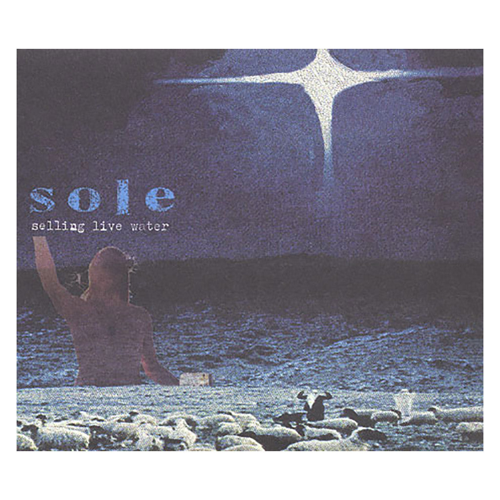 <!--020030204016521-->Sole - 'Selling Live Water' [CD]