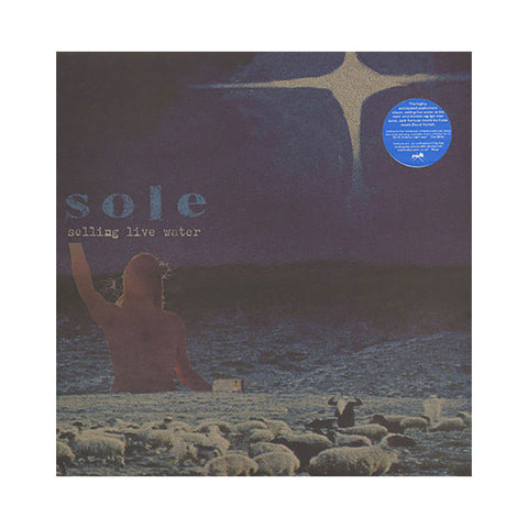 Sole - 'Selling Live Water' [(Black) Vinyl [2LP]]