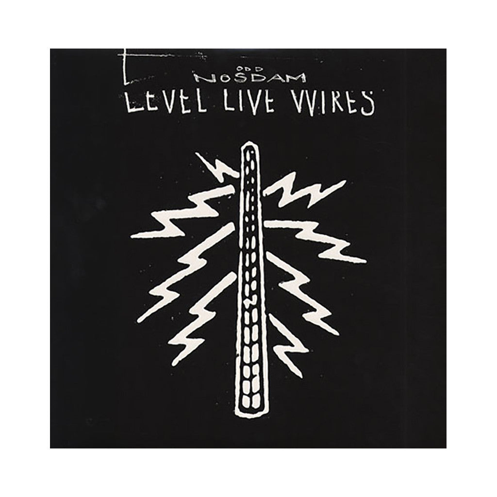 <!--120070911010389-->Odd Nosdam - 'Level Live Wires' [CD]