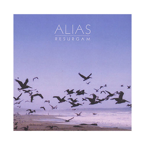Alias - 'Resurgam' [CD]