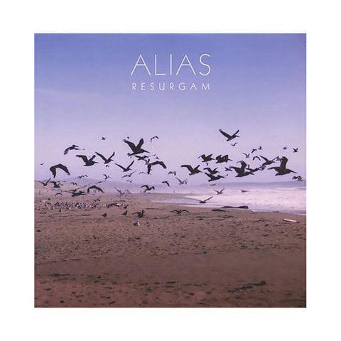 Alias - 'Resurgam' [(Black) Vinyl LP]
