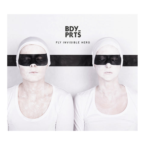 "[""BDY_PRTS - 'Fly Invisible Hero' [(Black) Vinyl LP]""]"