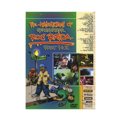 <!--020030218001445-->Roc Raida - 'The Adventures Of Roc Raida Part I & II' [DVD]