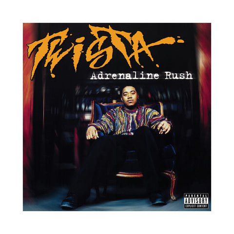 Twista - 'Adrenaline Rush' [(Black) Vinyl [2LP]]