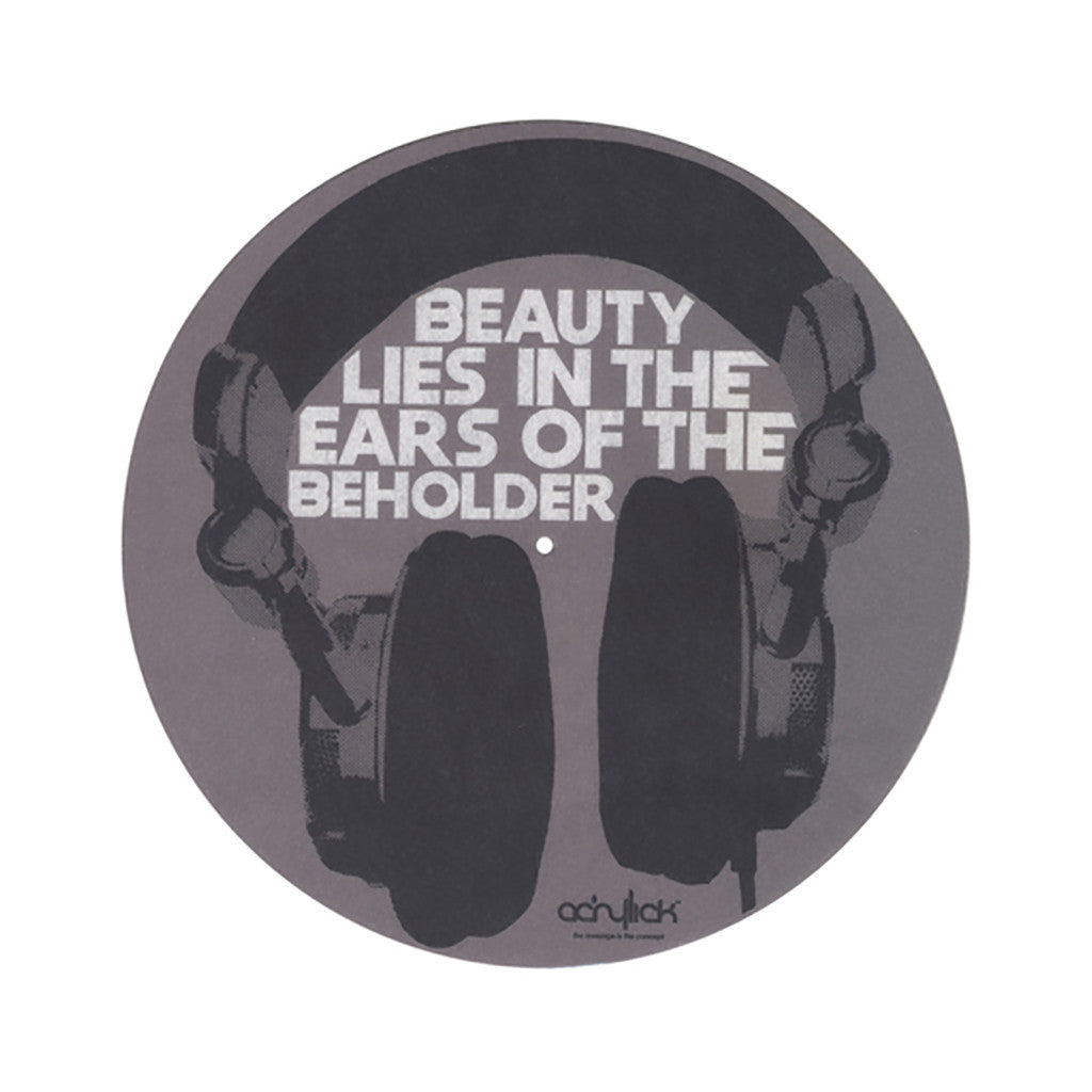 <!--020101116025586-->Acrylick - 'Beauty Beholder' [Slipmat]