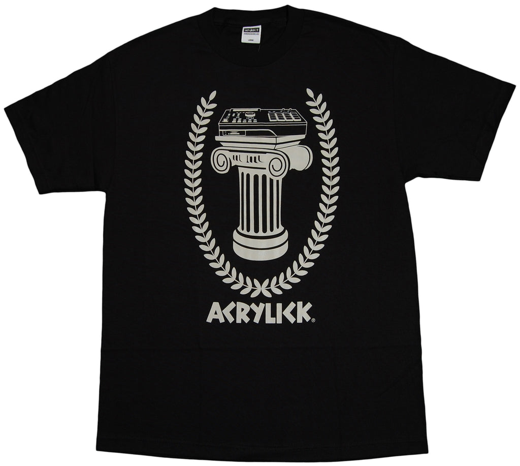 <!--2011091355-->Acrylick - 'MPC Palace' [(Black) T-Shirt]