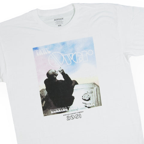 Acrylick - 'Take Over' [(White) T-Shirt]