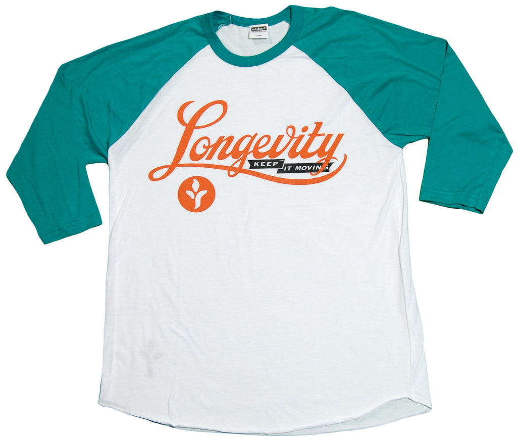 <!--2011121308-->Acrylick - 'Longevity' [(White) T-Shirt]