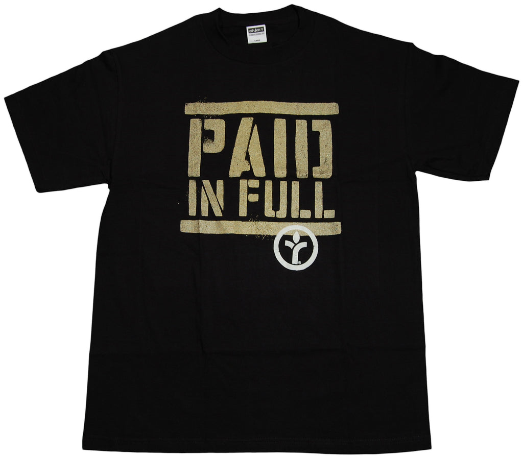 <!--2011071243-->Acrylick - 'Paid In Full' [(Black) T-Shirt]