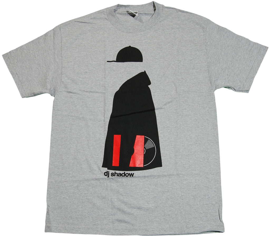 <!--2011071214-->Acrylick x DJ Shadow - 'DJ Shadow x Acrylick' [(Gray) T-Shirt]