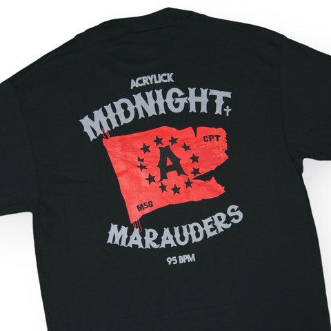 Acrylick - 'Midnight Marauders' [(Black) T-Shirt]