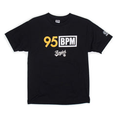 <!--2015061501-->Acrylick - '95 BPM' [(Black) T-Shirt]