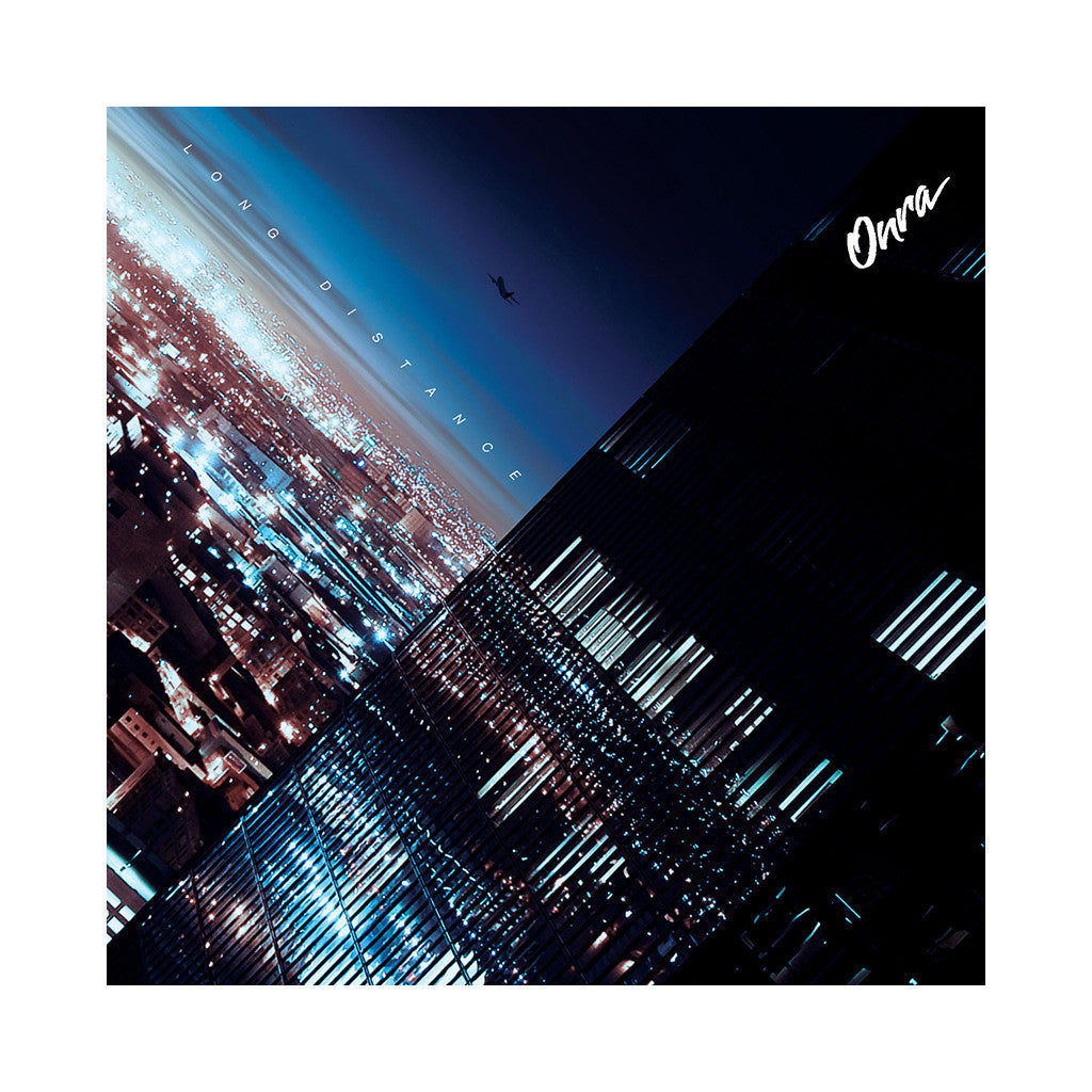 Onra - 'Long Distance' [(Black) Vinyl [2LP]]