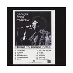 <!--120111115034585-->Georgia Anne Muldrow - 'Owed To Mama Rickie' [(Black) Vinyl LP]