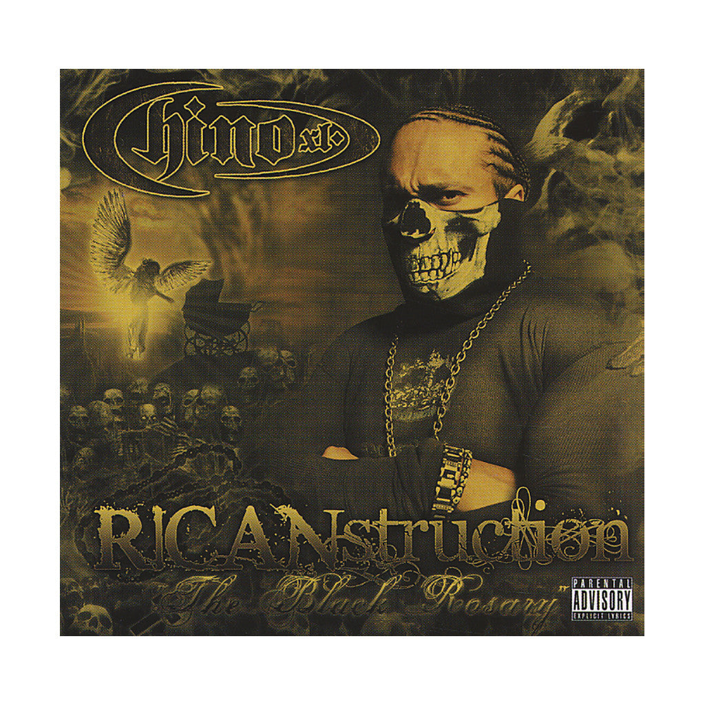 <!--2012092556-->Chino XL - 'RICANstruction: The Black Rosary' [CD [2CD]]