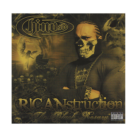 Chino XL - 'RICANstruction: The Black Rosary' [CD [2CD]]
