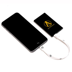 <!--020160603073255-->Adapt Technology - 'Power Card' [(Black) Rechargeable Battery]