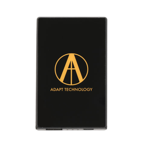 Adapt Technology - 'Power Card' [(Black) Rechargeable Battery]