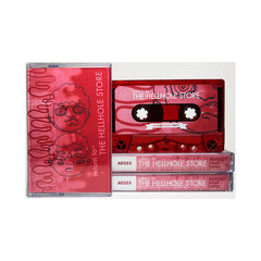 The Hell Hole Store - 'Return to the Hell Hole Store' [(Red) Cassette Tape]