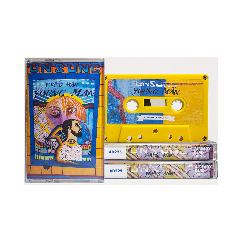 Unsung - 'Young Man' [(Yellow) Cassette Tape]