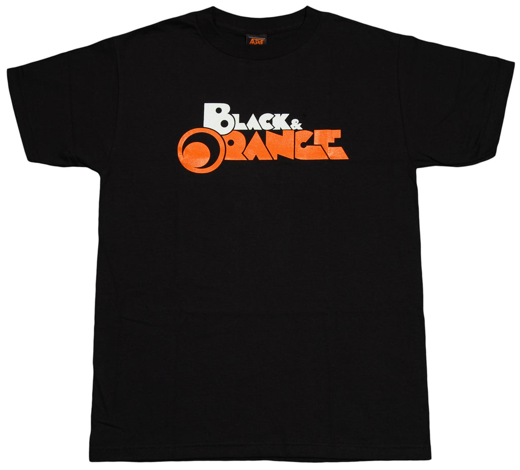 <!--2011032925-->Adapt - 'Black and Orange' [(Black) T-Shirt]